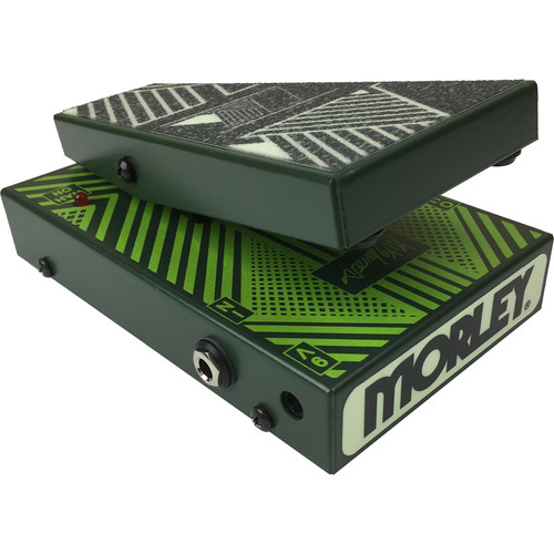 Morley Mini Kiko Loureiro Switchless Wah Effects Pedal