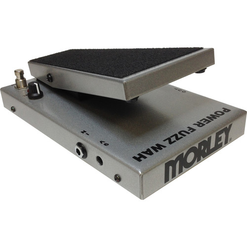 Morley Cliff Burton Tribute Series Power Fuzz Wah Pedal