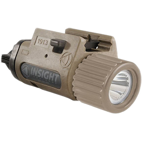 Morovision Insight M3X Tactical LED Hand Gun Light (Tan)