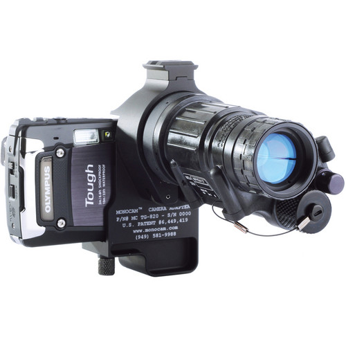 Morovision Monocam NEPVS-14 Digital Camera Kit