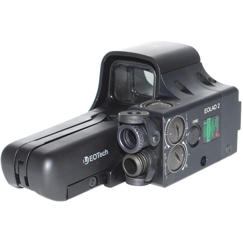 Morovision EOLAD-2S Weapon Sight with Infrared Aiming Laser/Illuminator