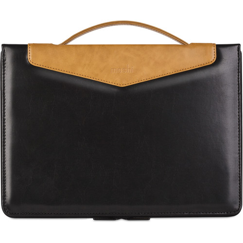 Moshi Codex Protective Case for Macbook 12 (Onyx Black)
