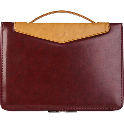 Moshi Codex Protective Case for Macbook 12 (Burgundy Red)