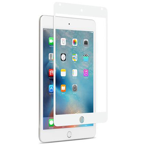 Moshi iVisor AG Anti-Glare Screen Protector for iPad mini 4 (White)