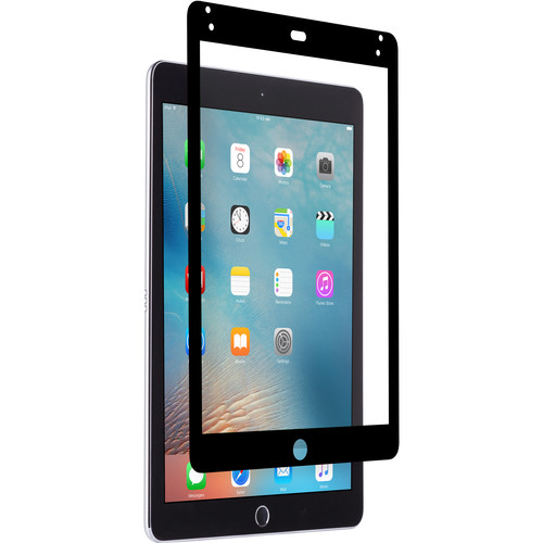 "Moshi iVisor AG Anti-Glare Screen Protector for 9.7"" iPad Pro (Black)"