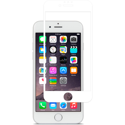 Moshi iVisor AG Anti-Glare Screen Protector for iPhone 7 (White)