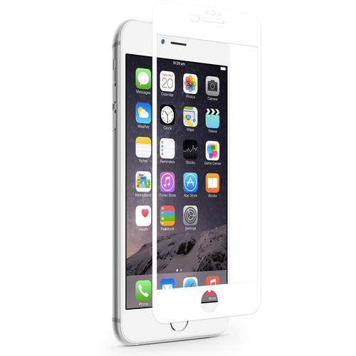 Moshi iVisor AG Anti-Glare Screen Protector for iPhone 7 Plus (White)