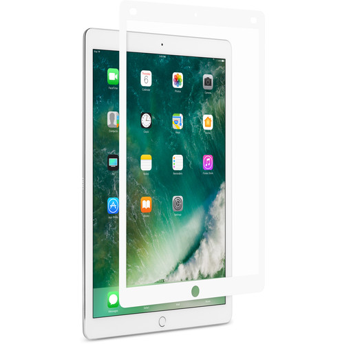 """Moshi iVisor AG Screen Protector for iPad Pro 12.9"""" (2nd Gen, White)"""