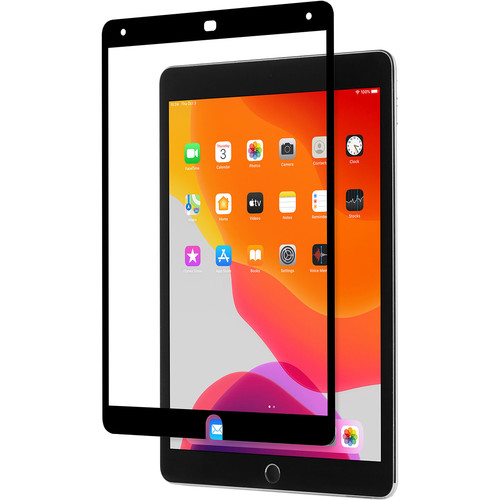 Moshi iVisor AG Washable Screen Protector for iPad (Black, Clear Matte)