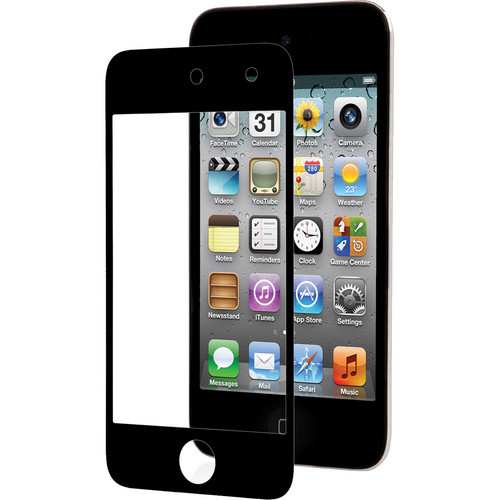 Moshi iVisor AG Screen Protector for iPod touch Gen 5 (Black/Transparent)