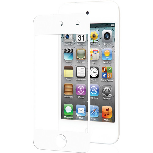 Moshi iVisor AG Screen Protector for iPod touch Gen 5 (White/Transparent)