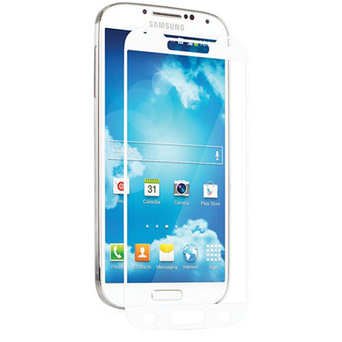 Moshi iVisor XT Screen Protector for Samsung Galaxy S4 (White)