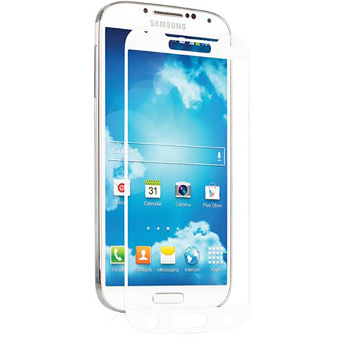 Moshi iVisor AG Screen Protector for Samsung S4 (White)
