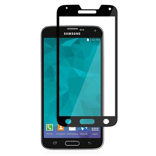 Moshi iVisor XT Screen Protector for Samsung Galaxy S5 (Black)