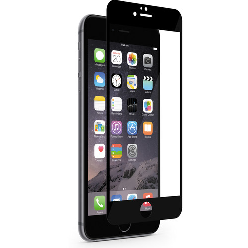 Moshi iVisor XT Screen Protector for iPhone 6 Plus/6s Plus (Black)