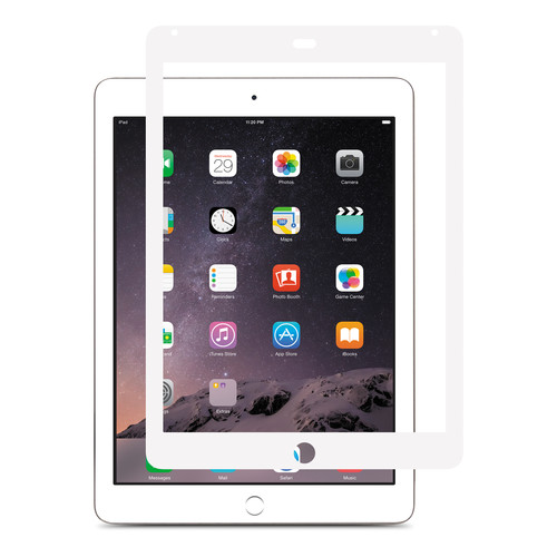 Moshi iVisor AG Anti-Glare Screen Protector for iPad Air 2 (White)