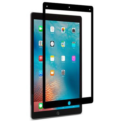 "Moshi iVisor AG Anti-Glare Screen Protector for 12.9"" iPad Pro (Black)"