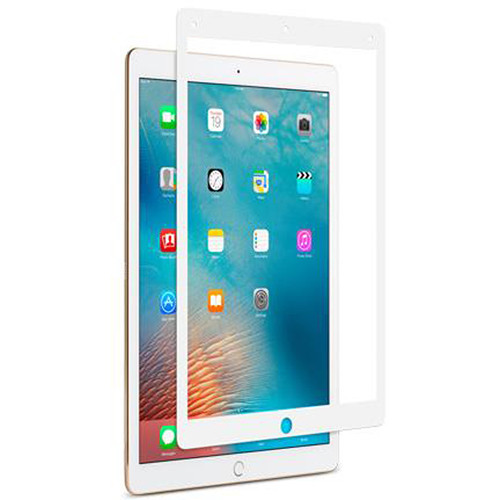 "Moshi iVisor AG Anti-Glare Screen Protector for 12.9"" iPad Pro (White)"