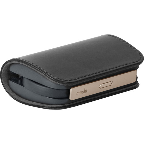 Moshi IonBank 3K Portable Battery Pack with Lightning Connector (Black)