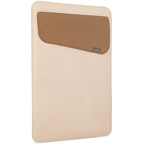 "Moshi Muse 12 Microfiber Sleeve Case for 12"" MacBook with Retina (Sahara Beige)"
