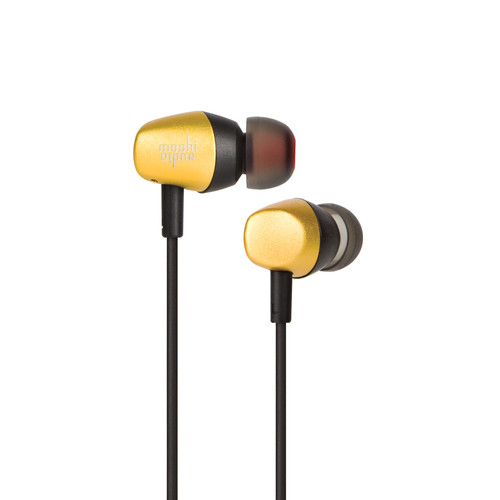 Moshi Mythro Earbud Headphones (Satin Gold)