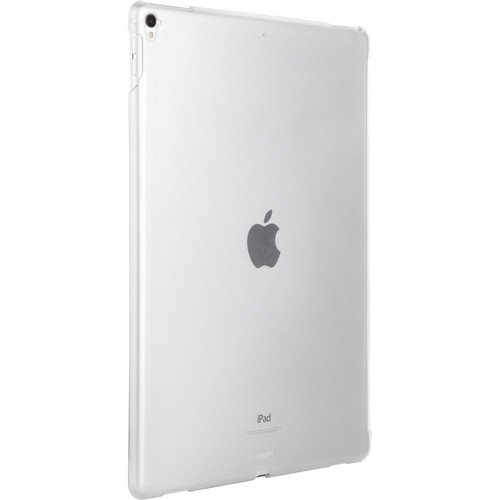 """Moshi iGlaze Snap-On Case for Apple iPad Pro 12.9"""" 2nd Gen (Stealth Clear)"""