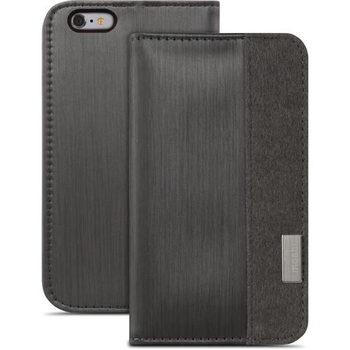 Moshi Overture Case for iPhone 6 Plus/6s Plus (Steel Black)