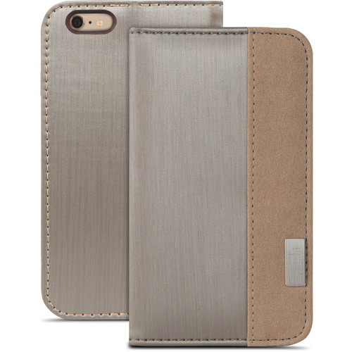 Moshi Overture Case for iPhone 6 Plus/6s Plus (Brushed Titanium)