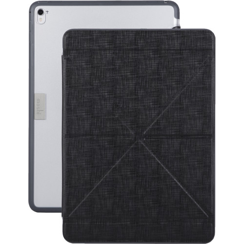 "Moshi VersaCover for Apple iPad Pro 9.7"" (Metro Black)"