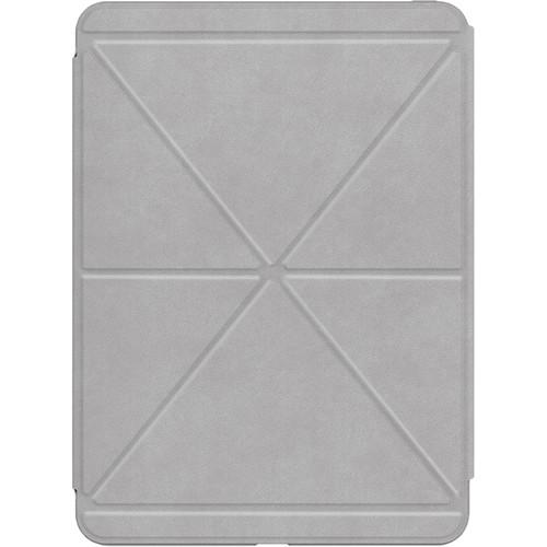 "Moshi VersaCover for 11"" Apple iPad Pro (Stone Gray)"