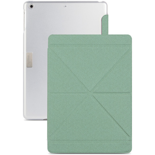 Moshi Versacover iPad Air Case with Folding Cover and Stand (Aloe Green)
