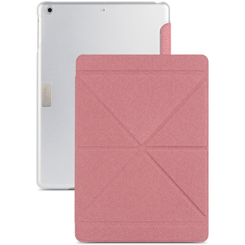 Moshi Versacover iPad Air Case with Folding Cover and Stand (Sakura Pink)