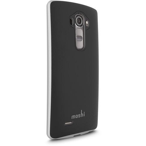 Moshi iGlaze Napa Case for LG G4 (Black)
