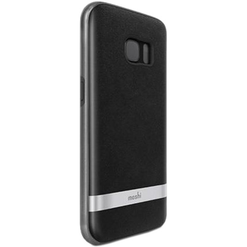 Moshi iGlaze Napa Case for Galaxy S7 (Onyx Black)