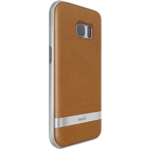 Moshi iGlaze Napa Case for Galaxy S7 (Caramel Beige)