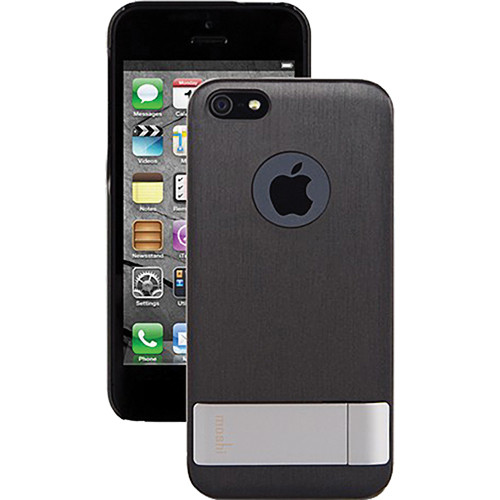 Moshi iGlaze Kameleon Case for iPhone 5 (Black)