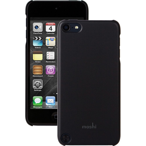 Moshi iGlaze touch Hardshell Case for iPod touch Gen 5 (Graphite Black)