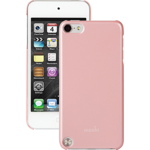 Moshi iGlaze touch Hardshell Case for iPod touch Gen 5 (Champagne Pink)