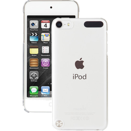 Moshi iGlaze touch Hardshell Case for iPod touch Gen 5 (Crystal Clear)