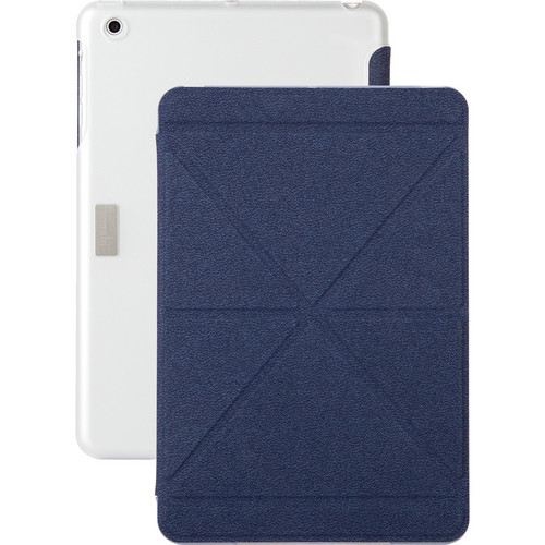 Moshi Versacover iPad Mini Case with Folding Cover and Stand (Denim Blue)