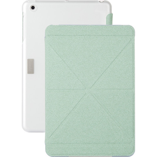 Moshi Versacover iPad Mini Case with Folding Cover and Stand (Aloe Green)