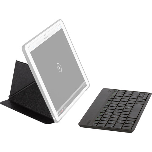 "Moshi Wireless VersaKeyboard for Apple 10.5"" iPad Pro (Metro Black)"