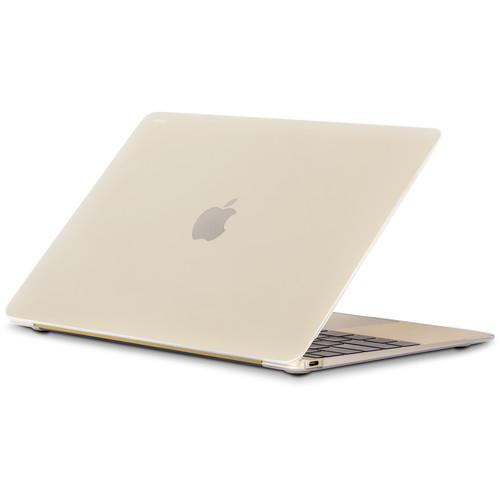 "Moshi iGlaze Hard Case for 12"" MacBook (Stealth Clear)"