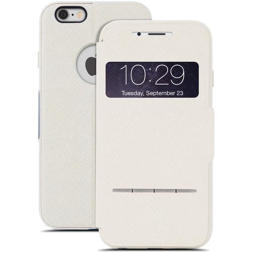 Moshi SenseCover Touch-Sensitive Flip Case for iPhone 6 Plus/6s Plus (Sahara Beige)