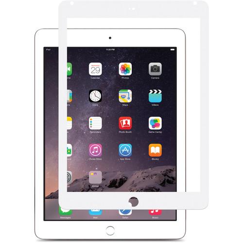 Moshi iVisor Glass Screen Protector for iPad Air/iPad Air 2 (White)