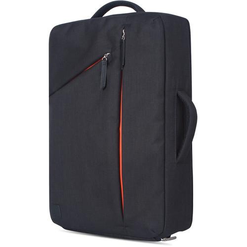 Moshi Venturo Slim Laptop Backpack (Charcoal Black)