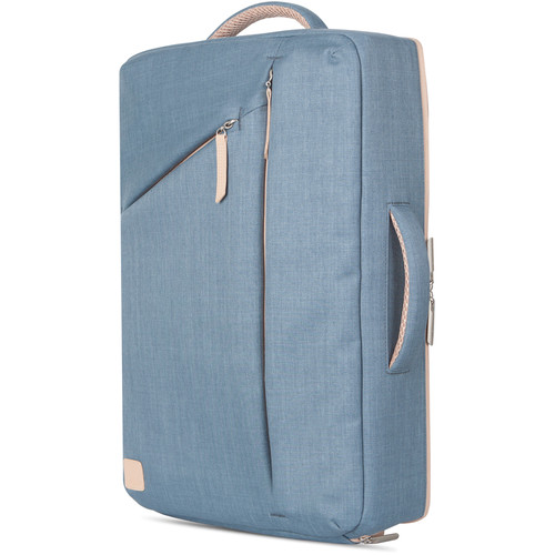 Moshi Venturo Slim Laptop Backpack (Steel Blue)