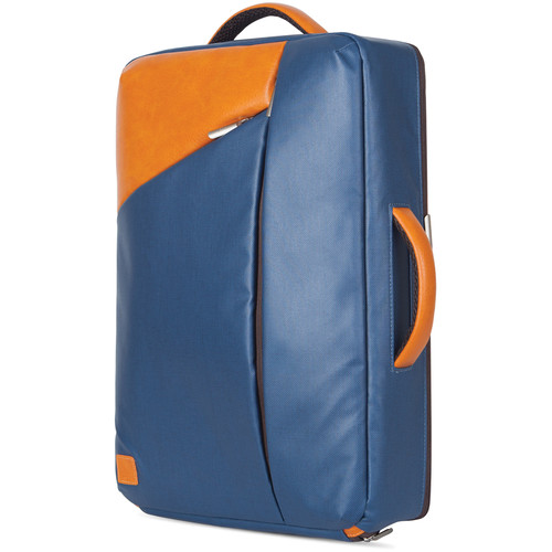Moshi Venturo Slim Laptop Backpack (Navy Blue)
