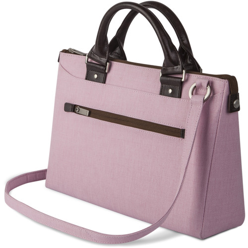 "Moshi Urbana Mini Slim Handbag for Apple 12"" MacBook or 10"" Tablet (Sakura Pink)"