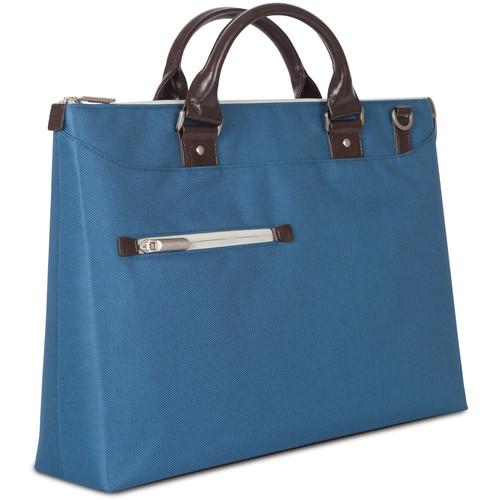 Moshi Urbana Briefcase (Cerulean Blue)